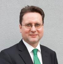 Vorstandsvorsitzender PD Dr. Jörg Ganzenmüller