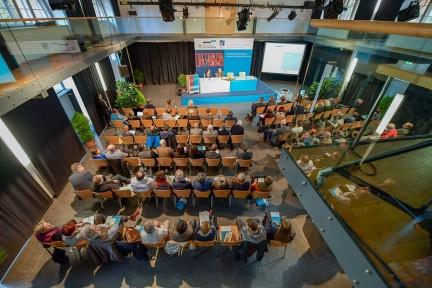 16. Internationales Symposium der Stiftung Ettersberg »Verheißung und Bedrohung: Die Oktoberrevolution als globales Ereignis« (Foto: Holger John)