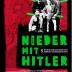 Plakat »Nieder mit Hitler«
