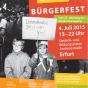 Bürgerfest 2015 »Auf dem Weg zur Einheit«
