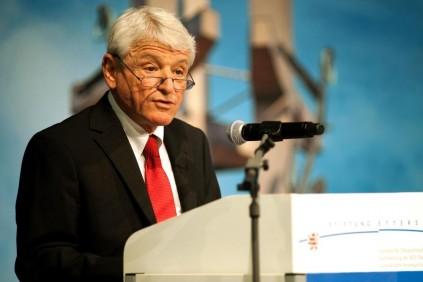 12th International Symposium 2013: Prof. Dr. Hans-Joachim Veen, former Chairman of the Executive Board